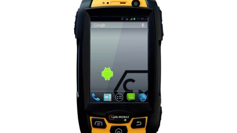 I.Safe Executive 2.0 Atex Telefoon