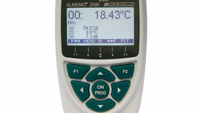 Almemo 2590-4AS Datalogger