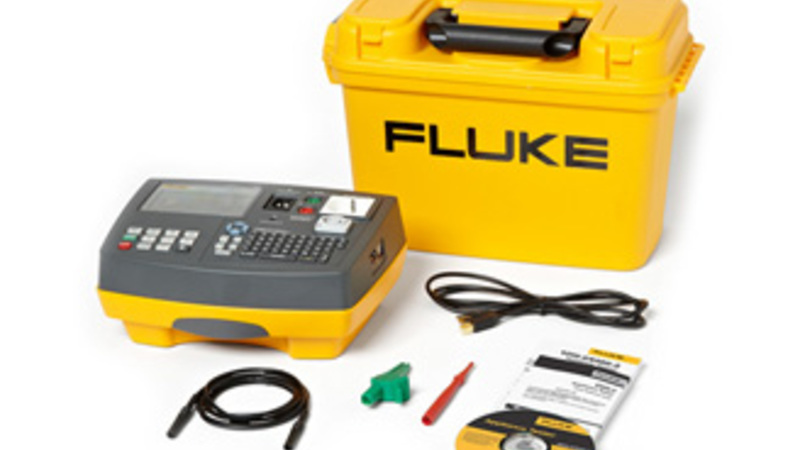 Fluke 6500-2 Draagbare Apparatentester