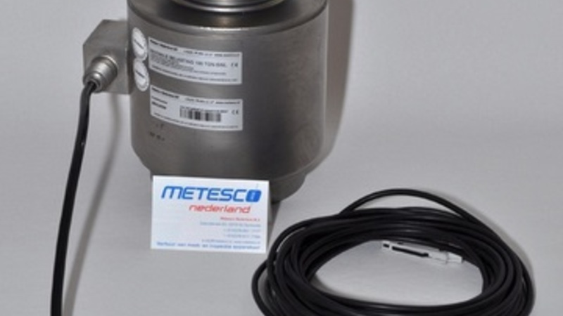 Metesco Loadcell Compressie 10 Ton