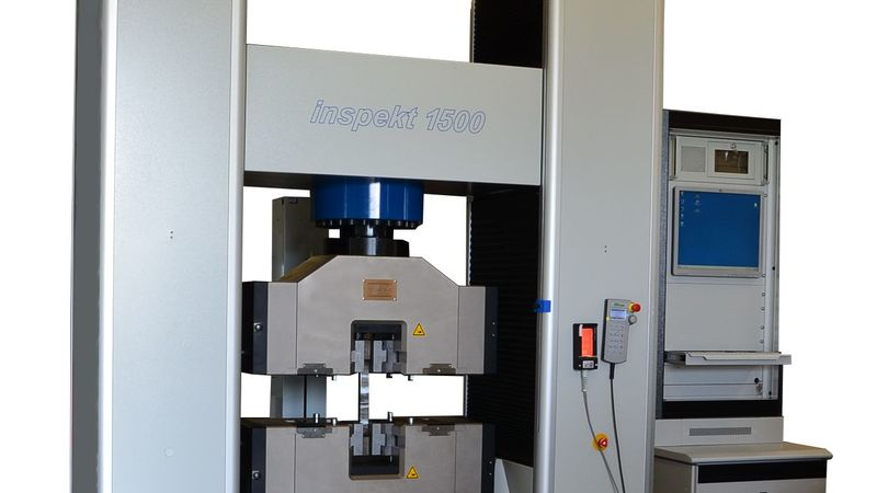 Universele Test Machine Inspekt 1500kN